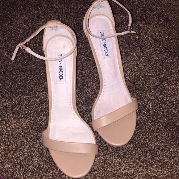 bf7f8189855 NWOT- Steve Madden Stecy sandal- size 8.5M. M 5a89c9b8739d488d43db7f6a